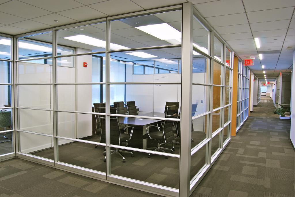 Storefront Glass Walls : Interior storefront doors