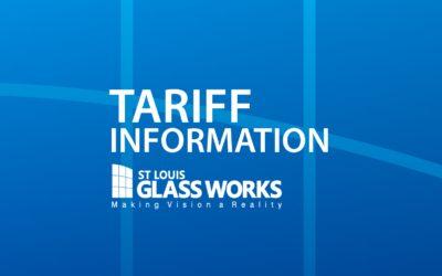 2018 Tariff Information