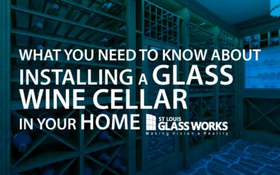 What You Need to Know About Installing a Glass Wine Cellar in Your Home