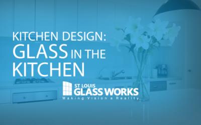Kitchen Design: Glass in the Kitchen