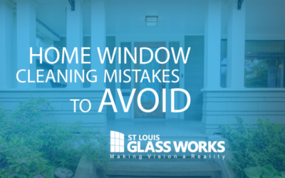 Home Window Cleaning Mistakes to Avoid