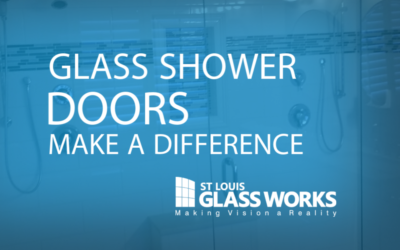 Glass Shower Doors Make a Difference