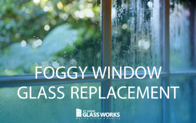 Foggy Window Glass Replacement