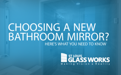 Choosing a New Bathroom Mirror? Here's What You Need to Know