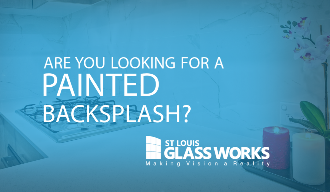 Are you Looking for a Painted Backsplash?