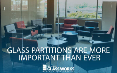 Glass Partitions are More Important Than Ever
