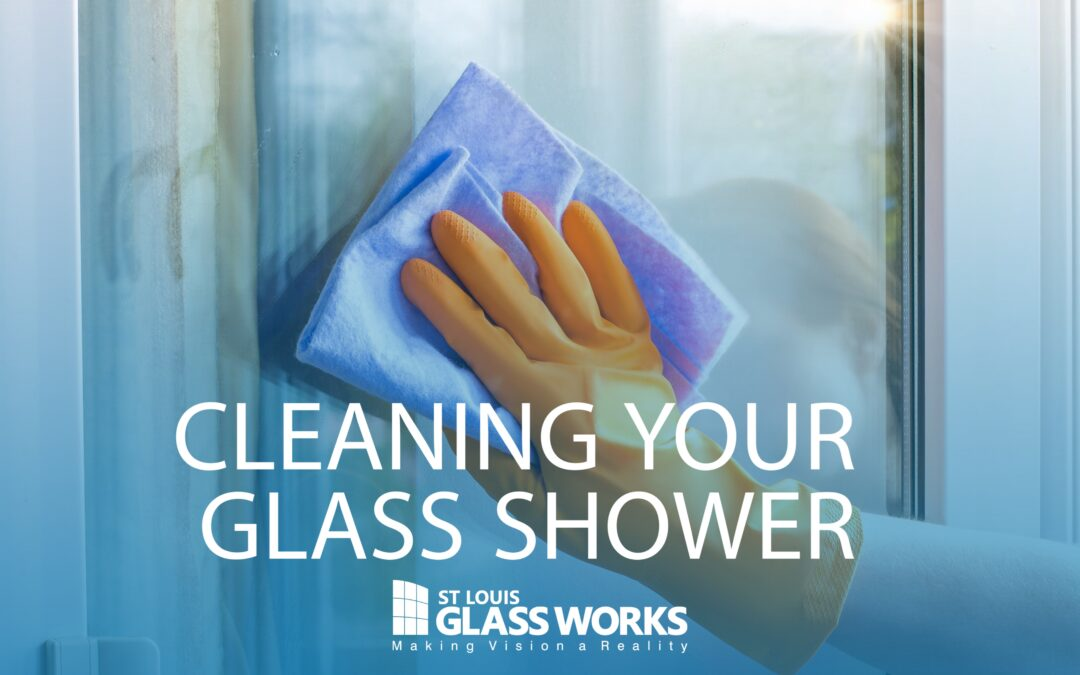 Cleaning Your Glass Shower