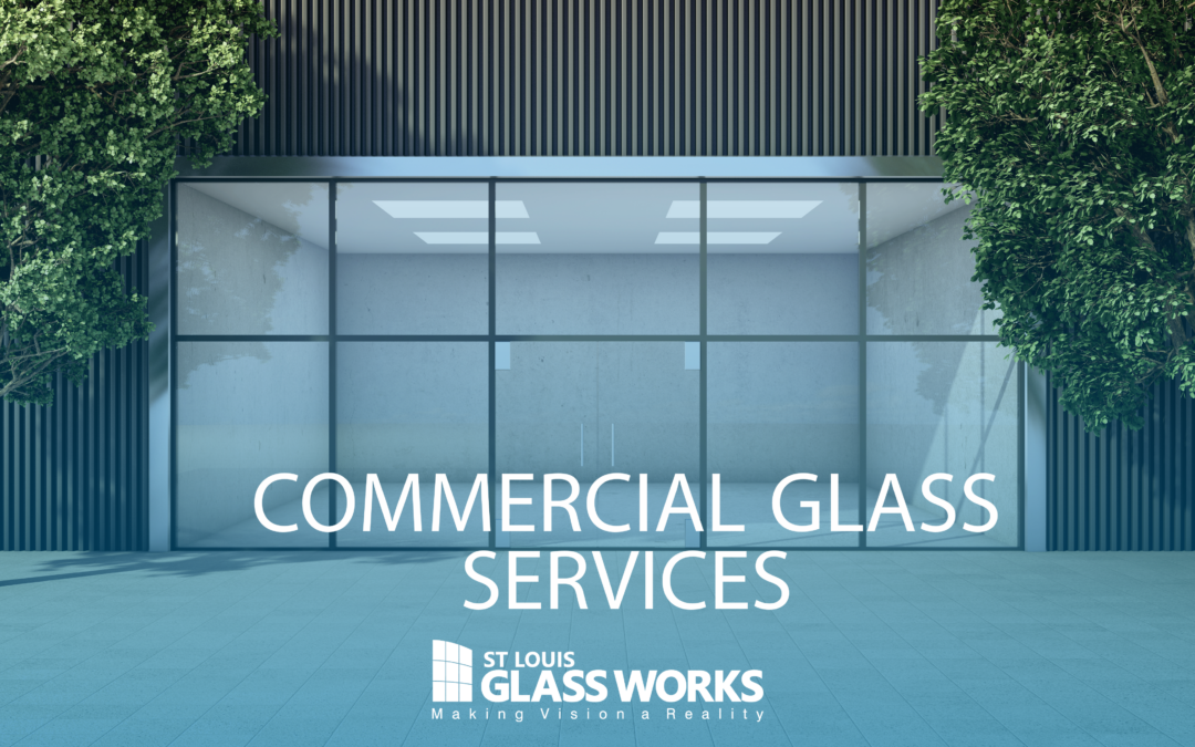St. Louis Glass Works – Commercial Glass Services