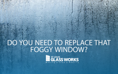 Do you Need to Replace That Foggy Window?