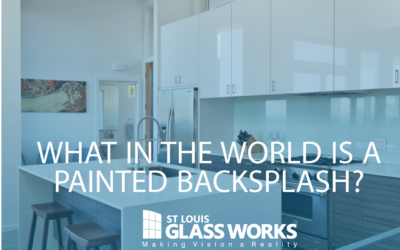 What in the World is a Painted Backsplash?