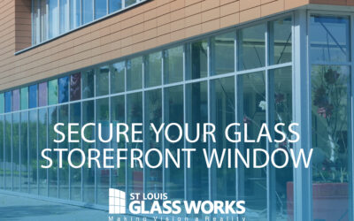 Secure your Glass Storefront Window